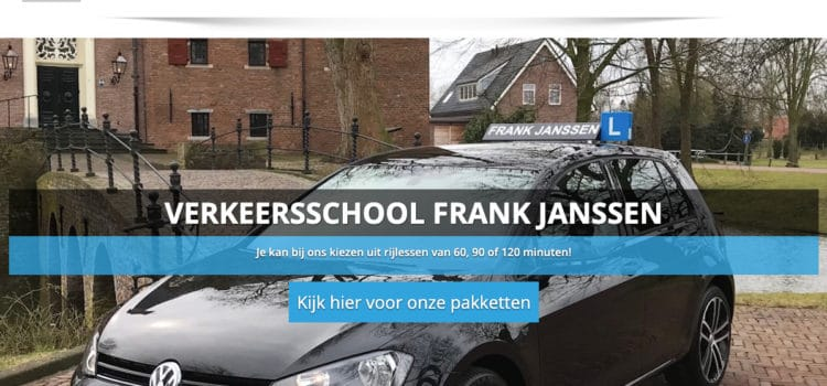 Verkeersschool Frank Janssen